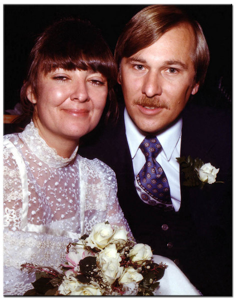 Jim Lucas and Mimi Purcell wedding - December 12th, 1981